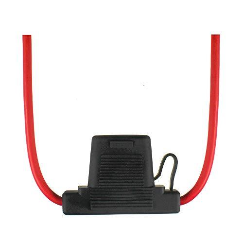 colore: Bianco Offgridtec 006565 68 cm 1 pezzo Supporto per spoiler in ABS per pannello solare resistente