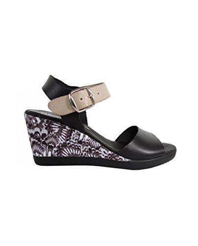 Cumbia Zapatos de cuña 30151 para Mujer