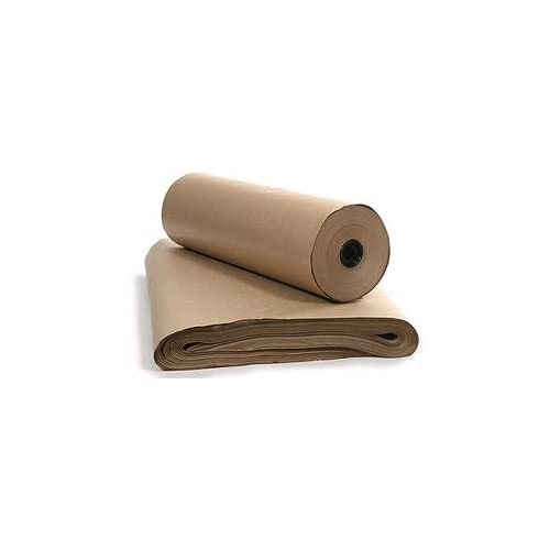 Hitech Packers Brown Paper Roll 20mtr