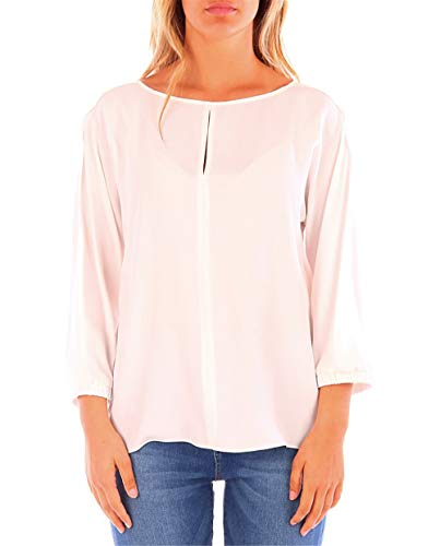 Caractere 2931 Bluse Donna Bianco 46