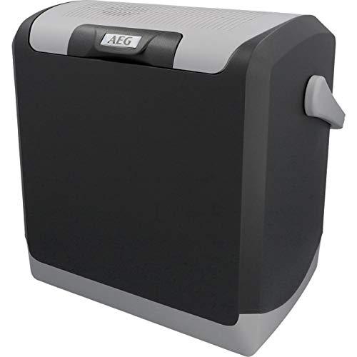AEG Automotive Thermoelektrische Kühlbox KK 20 Liter, 12/230 Volt für Auto und Steckdose