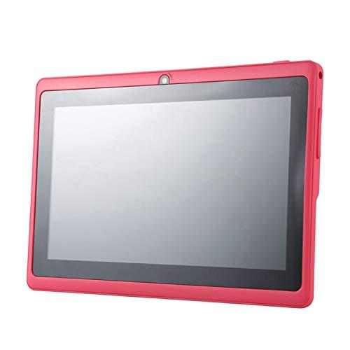 Gaoominy 4Gb Android 4.4 Wifi Tablet PC Bel Pantalla Multitouch Cinq Puntos de 7 pulgadas – Special Kids Edition Pink