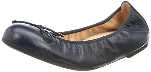 Unisa Acor_21_NS, Zapatos Tipo Ballet Mujer, Ocean, 37 EU