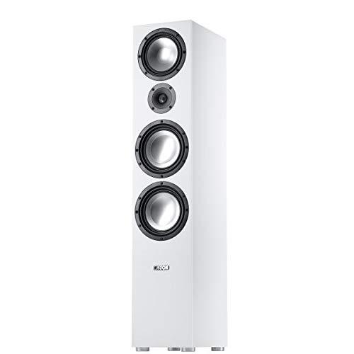 Canton GLE 496.2 Standlautsprecher Weiß 320 W 20 Hz - 40000 Hz 1 St.