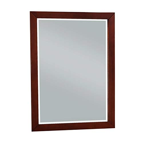 Lexicon Matching Dresser Mirror, One-Size, Cherry