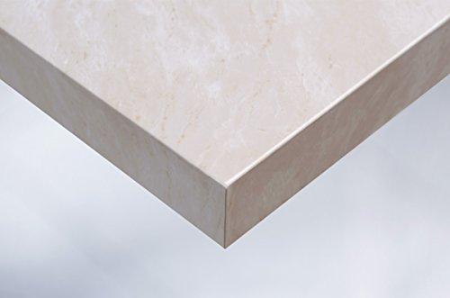 Cover Styl € 20,16/m2 Premium plakfolie marmer-look U2 - roze marmer decoratieve meubelfolie zelfklevende structuur 122cm breedte