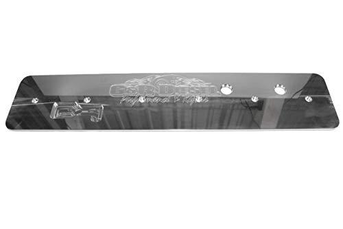 G&R Billet Aluminum Tappet Cover Compatible with VE/VP/P-Pump 1989-2002 5.9 Cummins Diesel