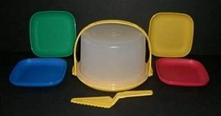 Best tupperware square cake cutter Reviews