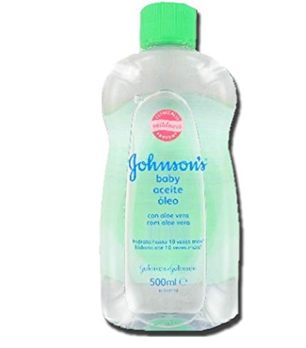 4 x Johnsons's Baby Oil