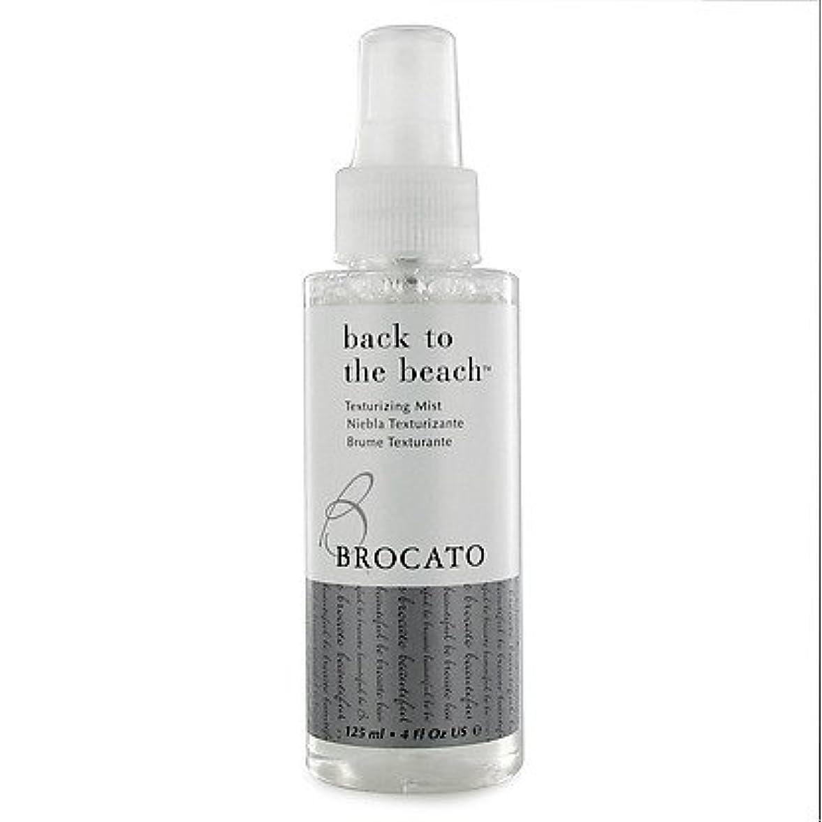もちろんまどろみのある証言するBrocato 戻るBeautopia髪でビーチテクスチャーミスト:テクスチャ&ボリュームヘアスタイリングは、女性のためのスプレー - 4オンス 各