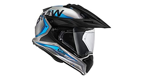 BMW Casco de moto Enduro GS Carbon Trophy tamaño casco BMW 52/53