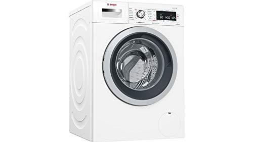 Bosch Serie 8 WAW285H2 Wei Waschmaschine Freistehend Frontlader Weiß 9 kg 1400 RPM A+++ - Waschmaschinen (Freistehend, Frontlader, Weiß, Drehregler, Links, LED)