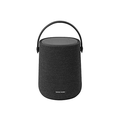 Harman Kardon Bocina Portátil Citation 200 Bluetooth/Wi-Fi - Negro