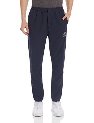 adidas Running Pantalón de chándal para hombre azul oscuro extra-large