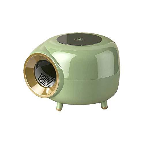 JJTXSQSMQM Litter Box Furniture Fully Enclosed Big Cat Toilet Deodorant Splash-Proof Litter Box