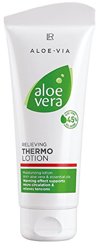LR ALOE VIA Aloe Vera Entspannende Thermolotion 100 ml