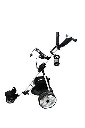 Airel Carrito de Golf Eléctrico Plegable | Pantalla Digital | Carro Golf 3...