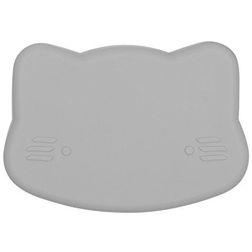 Petite boîte à goûter Chat gris foncé - We might be tiny