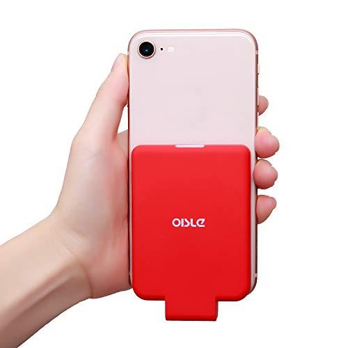 OISLE 超薄型 モバイルバッテリー iPhone 4500mAh大容量 ミニ パワーバンク 超軽量 小型 携帯充電器 iPhone...