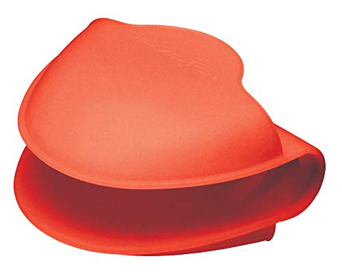 Kitchen Craft Manique, Plastique, Rouge, 9x12 cm