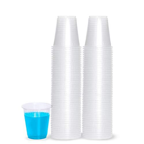Plastic 3 oz Disposable Plastic Cups