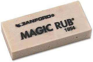 Sanford : MAGIC RUB Art Eraser -:- Sold as 2 Packs of - 1 - / - Total of 2 Each