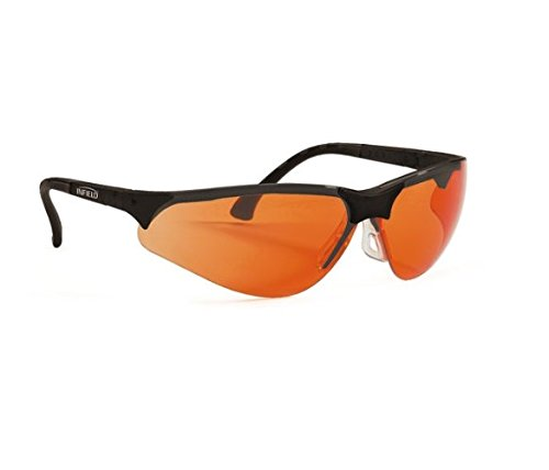 Blaulicht und UV-Schutzbrille TERMINATOR UV 400 ORANGE