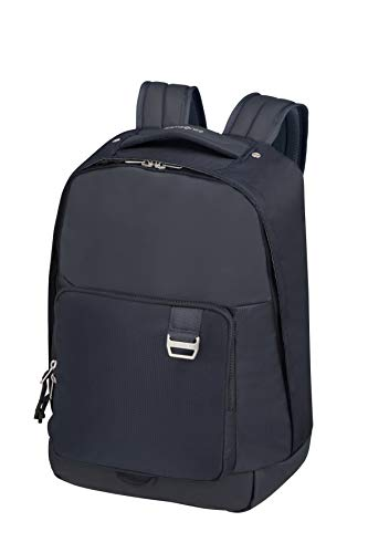 Samsonite Midtown Mochilas para Laptop, 15.6 Zoll (45 cm - 23 L), Blau (Dark Blue)