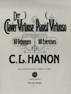 DER KLAVIERVIRTUOSE - arrangiert für Klavier [Noten / Sheetmusic] Komponist: HANON CHARLES LOUIS