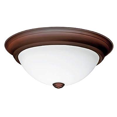 IN HOME LED Glass Flush mount Ceiling Light GL Series Amazon