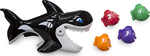 SwimWays Gobble Gobble Guppies Educational Water Toy