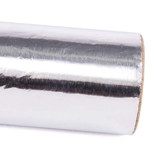 Chutoral Heavy Duty aluminiumfolie, huishoudaluminiumfolie, rol, keuken, oven, barbecue, papier, barbecue, barbecue, barbecue, grill of zilver, gegrilde tin, roll barbecue koken 1