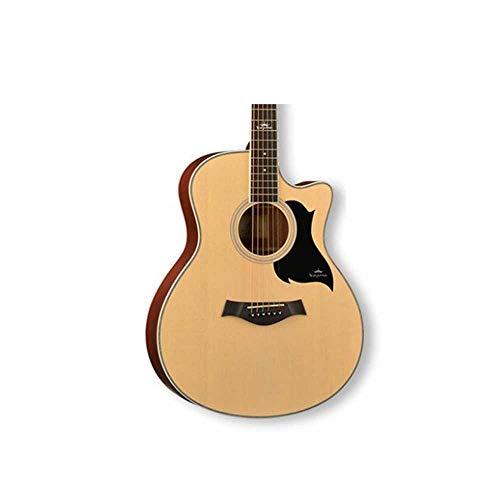Boll-ATur 40 Zoll / 41 Zoll Anfänger Akustische Gitarre Ballade Gitarre Einführung Picks Gitarrengurt, Extra Saiten Volle Klangqualität Wohlfühlen Rose Holz Griffbrett (Color : Style 3-41 inches)