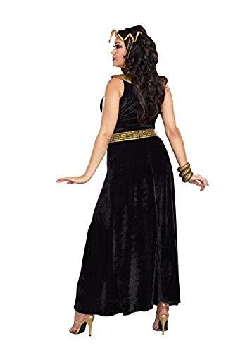MEN.CLOTHING-LEE Ropa de Dormir para Mujer Corsés para Mujer Disfraz de Cleopatra...
