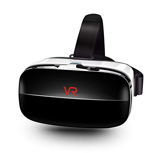 New DBGS VR Headset for Killing Time from Home, VR Headset 3D Glasses for Smartphones Virtual Realit...
