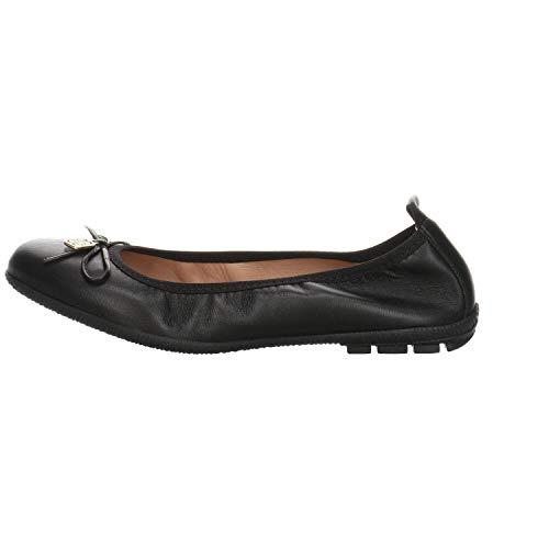 Antonella S.r.L. Damen Ballerina schwarz Gr. 38