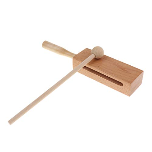 Holzblock Hand Percussion Kinder Musical Spielzeug Musical Toy