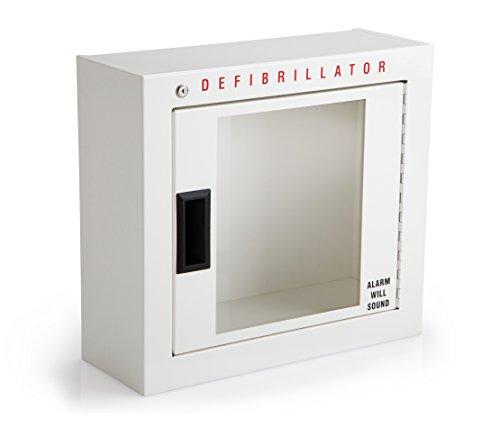 Philips HeartStart AED Defibrillator Basic Wall Cabinet