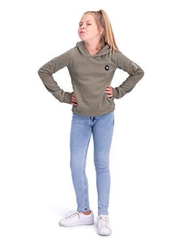BOOF Finch Hellblau super Skinny Jeans Hyperstretch Jeans für Kinder Mädchen Slim Größe 158 Cotton