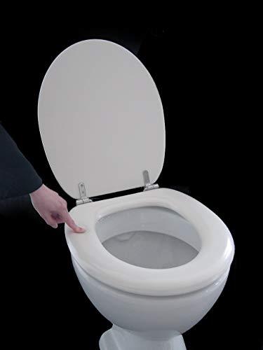 ADOB 40801 Douchette pour /évier de cuisine avec picots anticalcaires Blanc