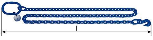 Pewag Universalkette blau G 10 - 7mm - L=4 Meter