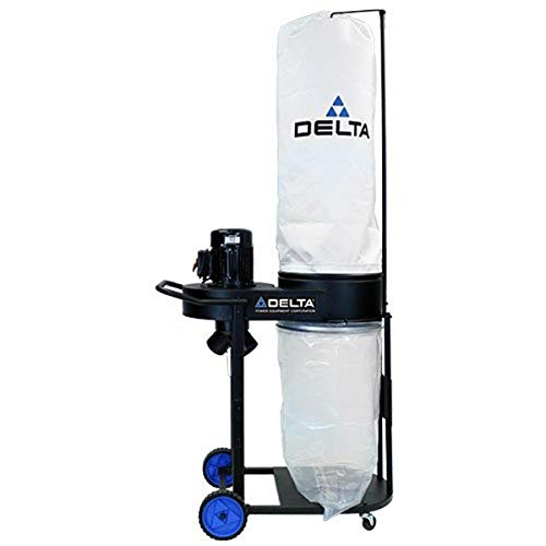Delta Power Equipment Corporation 50-767T2 Dust Collector, Black
