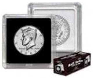 BCW 2x2 Coin Snaps - Half Dollar Size - Box of 25