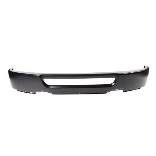 Painted WA8555 Black Front Rear Bumper End 4Pcs W//Hole for 07-13 Silverado 1500