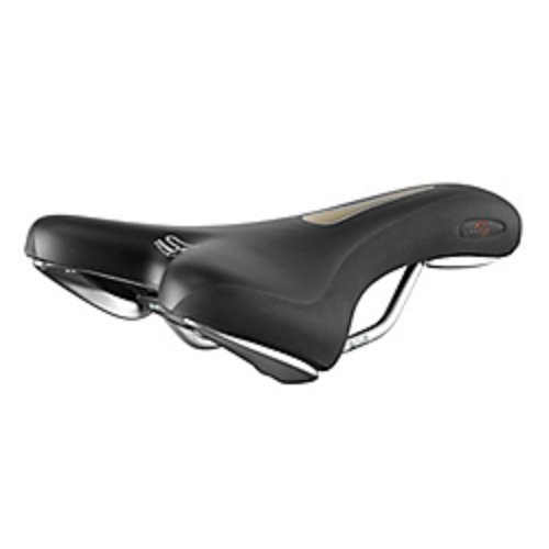 Selle Royal Group Look In Viper Sillín, Unisex Adulto, Negro, S