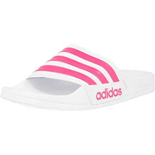adidas Adilette Shower, Sandales Homme -Blanc - 38 EU