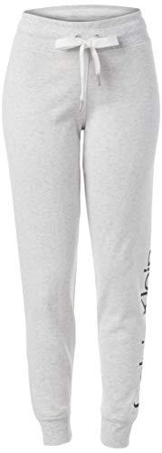 Calvin Klein Damen Convergence Print Crop Legging Unterhose, Ohr-Optic Hthr, Klein