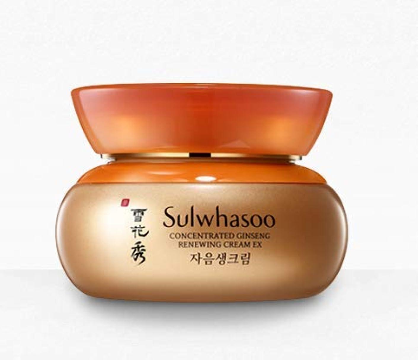カジュアル名目上の社会[(雪花秀) Sulwhasoo] [ Concentrated GINSENG RENEWING CREAM EX 60ml Anti-aging cream]並行輸入品 [並行輸入品]