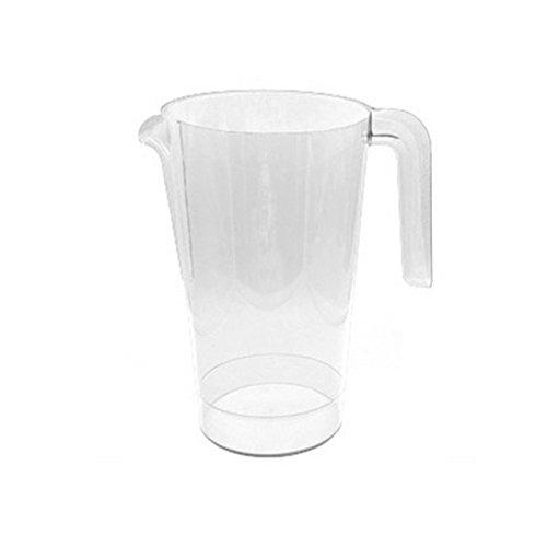 Générique Carafe Plastique 1,5 litres Transparente