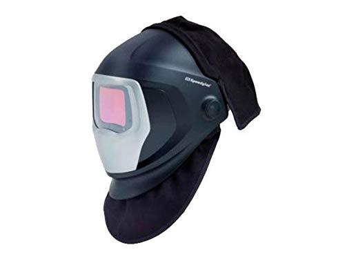 3M Protector de cuello para Speedglas 9100 Tecaweld 169010 Protección de cabeza y cara, accesorio de casco de soldadura automático